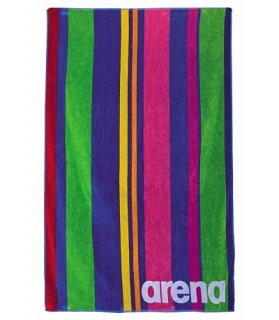 ARENA BIG STRIPES TOWEL